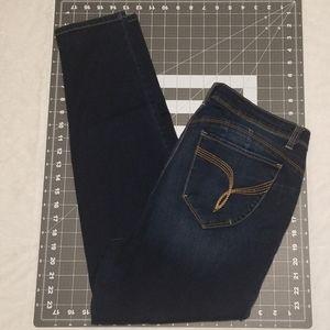 Avenue betta butt skinny jeans